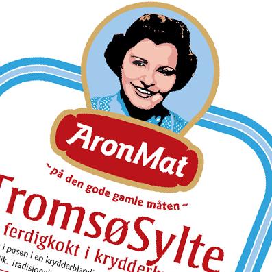 Etikett TromsøSylte Aron Mat